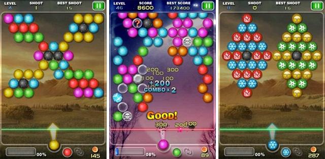 игры для планшетов android шарики