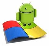obolochka windows 8 dlja android