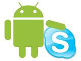 skype для планшета андроид