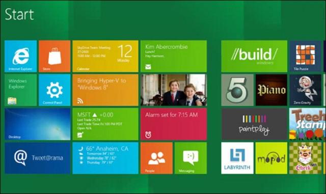 windows 8 для андроид планшета