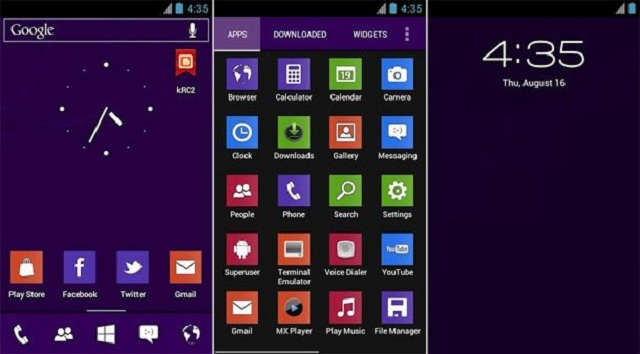 windows 8 для android