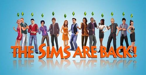 Sims на планшет Android