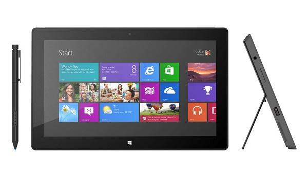 Microsoft Surface Pro - типичный представитель